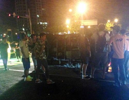 김태균 교통사고, 인명피해 없어… 사고 차량 가격보니 '대박!'