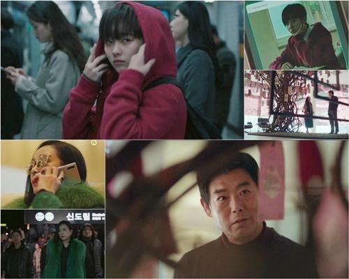 '방법' 성동일·조민수, 정지소 정체 발각 1초 전 [M+TV컷]