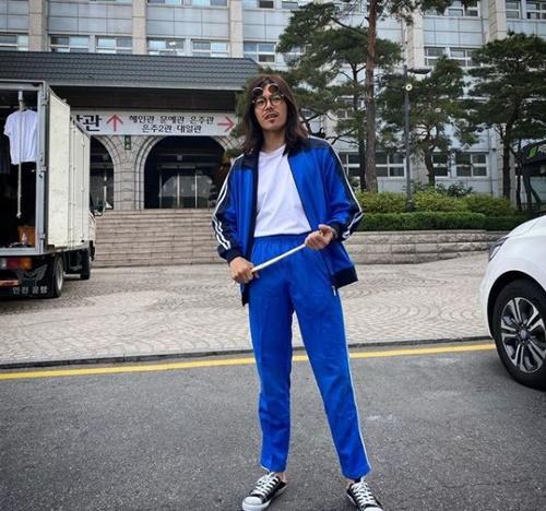 '펜트하우스 체육선생님' 박은석, 코로나19 검사 결과 '음성'