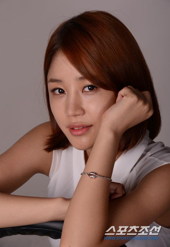[포토] 배우 윤진이 '민종 오빠와 꼭 이루어지고 싶어'