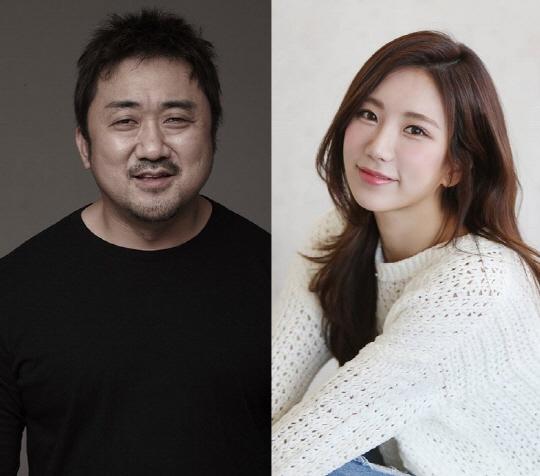 [공식] 마동석♥예정화 측 열애 인정 '몸짱 커플 탄생이요'