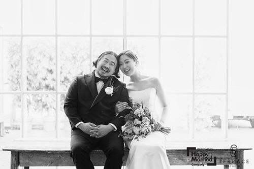 강재준♥이은형, 10년 열애 끝 8일 결혼…축가 성시경(공식)