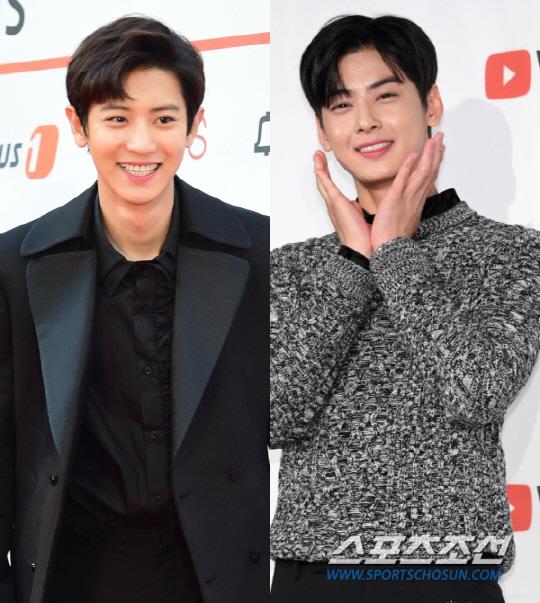 '2019 아육대' 엑소 찬열 vs 아스트로 차은우, 볼링 리매치 성사