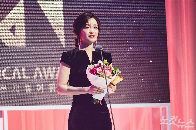 '제2회 한국뮤지컬어워즈' 홍광호·전미도 男女주연상