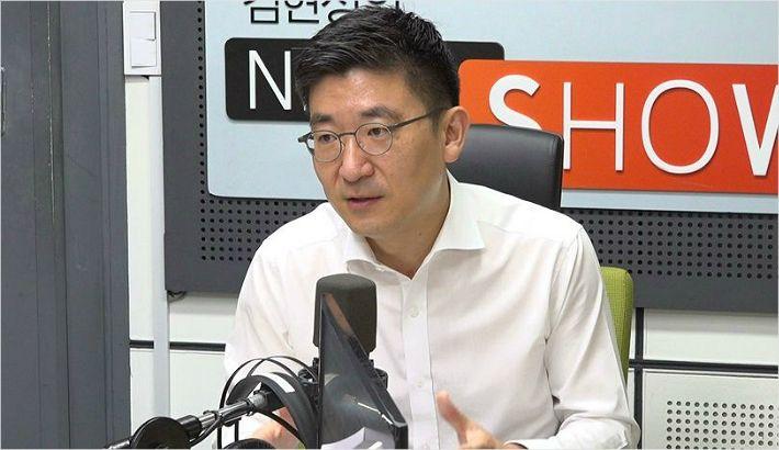 김세연 여의도연구원장