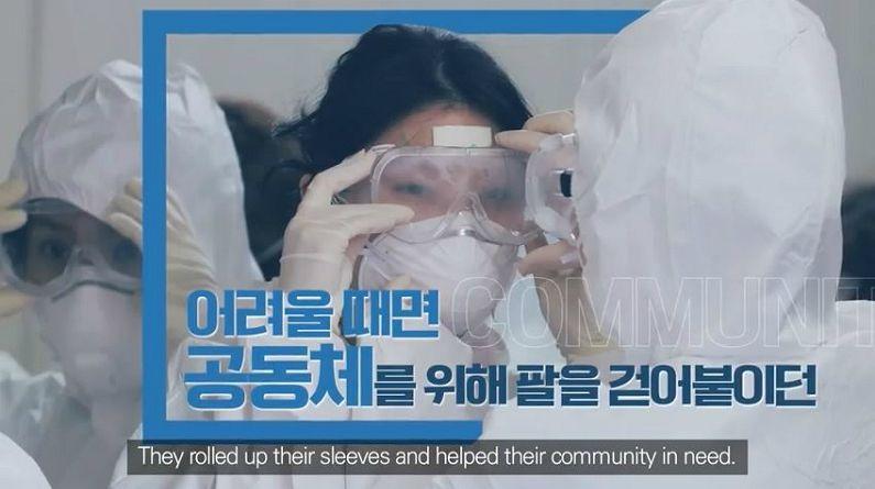 """""""참 이상한 나라""""…韓코로나 극복기 영상에 지구촌 '왈칵'"""