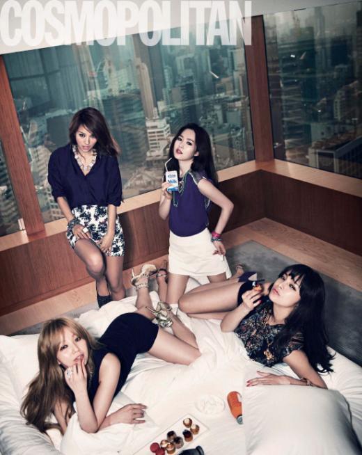 이효리 박시연 파티화보 '섹시미' 올킬…절친 4인방 홍콩여행기