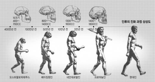 """""""인류 진화할수록 자연에 맞서 환경 바꿔"""""""