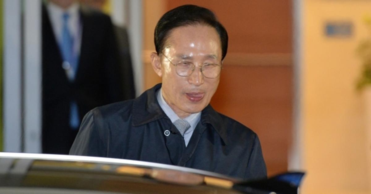 '이명박 출국금지' 국민청원, 시작 하루만에 2만명 서명