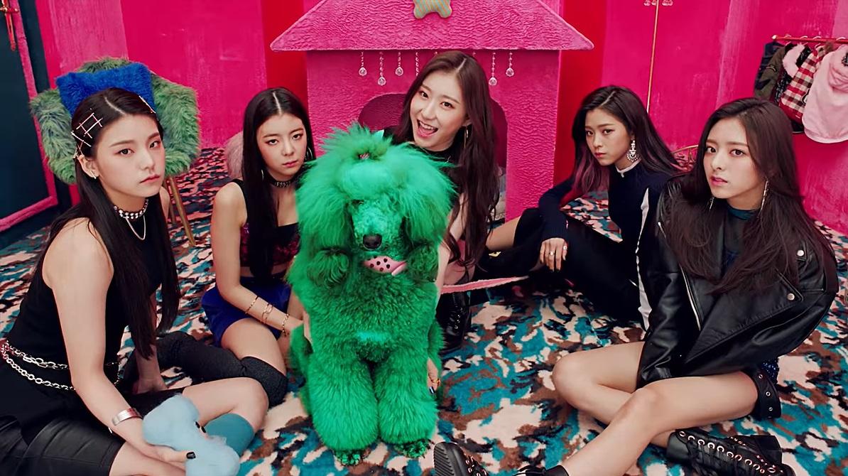 있지(ITZY), 데뷔곡 '달라달라' MV 공개… 원더걸스~트와이스 계보 이을까
