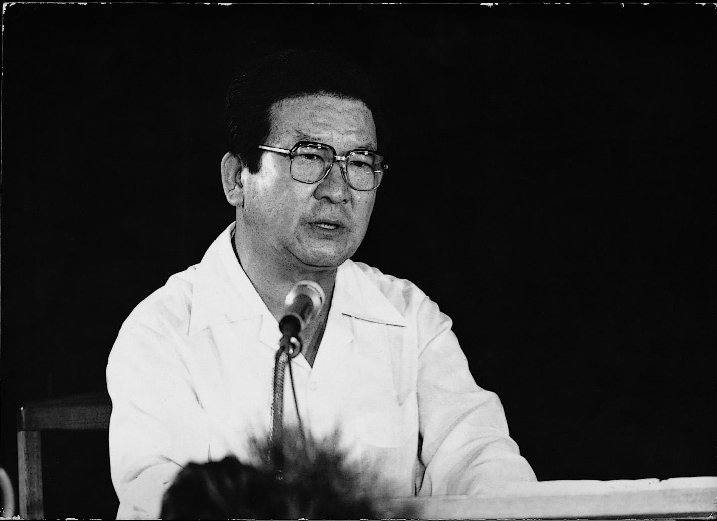 25년간 LG그룹 이끈 구자경 명예회장 타계
