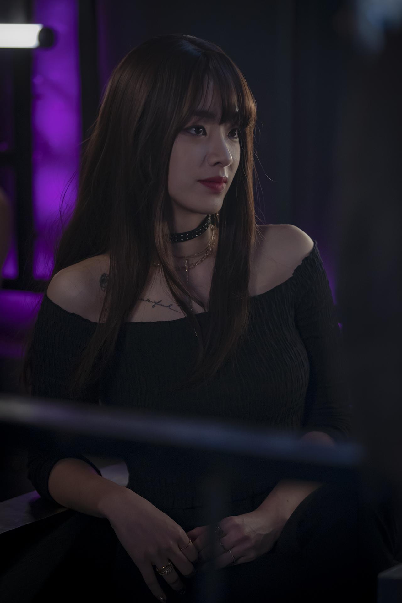'이태원 클라쓰' 마현이 이주영, 화제의 클럽씬 비하인드컷