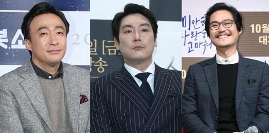 이성민 조진웅 김성균, 영화 '보안관'으로 뭉쳤다...7월 크랭크인