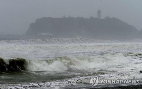 9호 태풍 민들레, 일본 도쿄 강타 피해 '어마어마'…10호·11호 태풍 경로는?