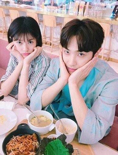 '아이해' 이준 정소민, 선남선녀 비하인드컷 보니 '달달'
