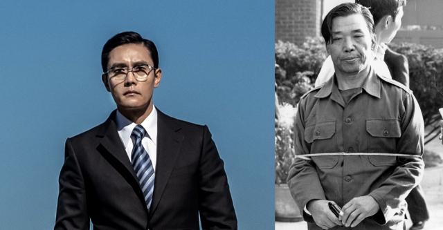 이병헌(김재규)이 이성민(박정희) 쏜다…영화 '남산의 부장들'
