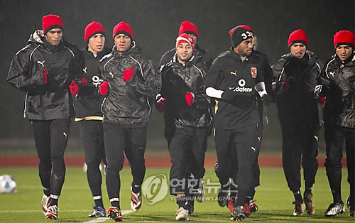JAPAN SOCCER FIFA CLUB WORLD CUP - 포토뉴스