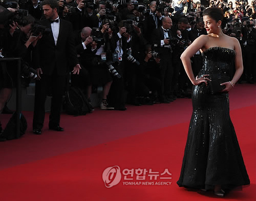 FRANCE CANNES FILM FESTIVAL 2010 - 포토뉴스