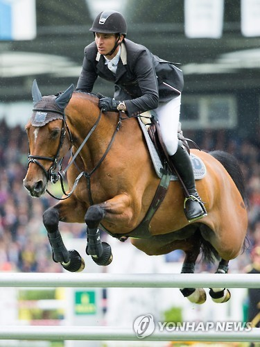 GERMANY EQUESTRIAN CHIO AACHEN - ????