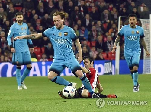 SPAIN SOCCER KING'S CUP - 포토뉴스