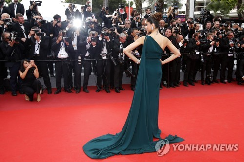 FRANCE CANNES FILM FESTIVAL 2017 - 포토뉴스