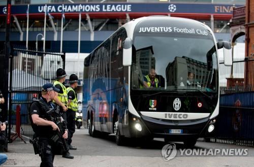 BRITAIN SOCCER UEFA CHAMPIONS LEAGUE FINAL 2017 - 포토뉴스