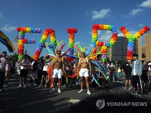 (FILE) TAIWAN GAY RIGHTS - 포토뉴스