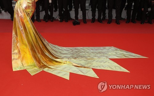 FRANCE CANNES FILM FESTIVAL 2019 - 포토뉴스