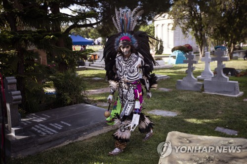 USA DAY OF THE DEAD - 포토뉴스