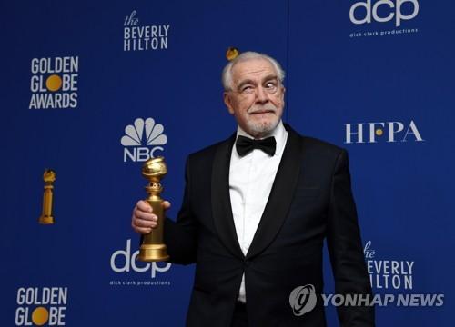 USA GOLDEN GLOBES 2020 - 포토뉴스
