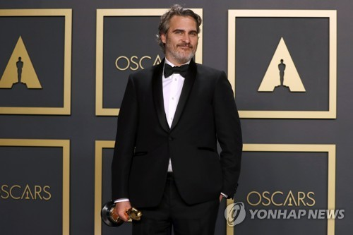 USA ACADEMY AWARDS 2020 - 포토뉴스