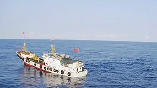 필리핀, 남중국해 대치 함정 전격 철수
