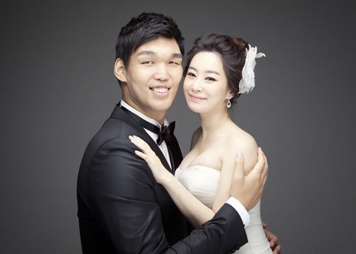 하승진과 결혼할 미모의 신부 전격공개