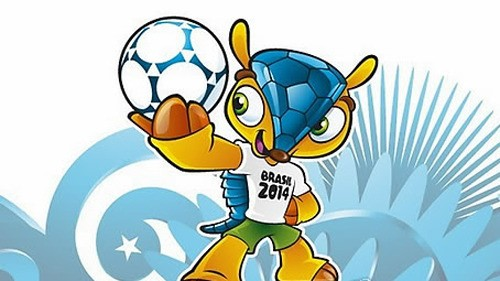 FIFA, 2014 브라질 월드컵 마스코트 공개