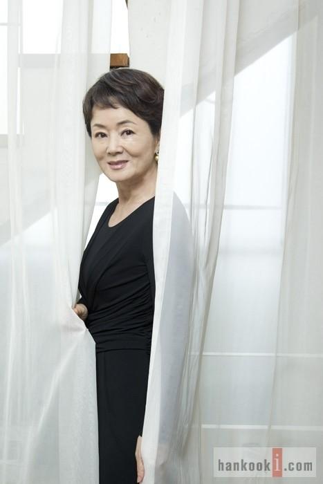 김영애, 국민엄마의 푸근한 미소