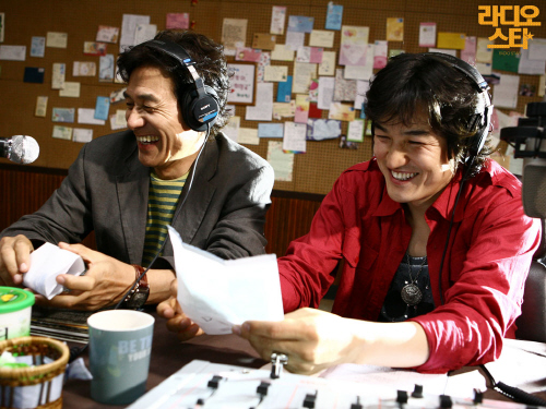 '라디오 스타', 네티즌들 감동 리뷰로 인기몰이