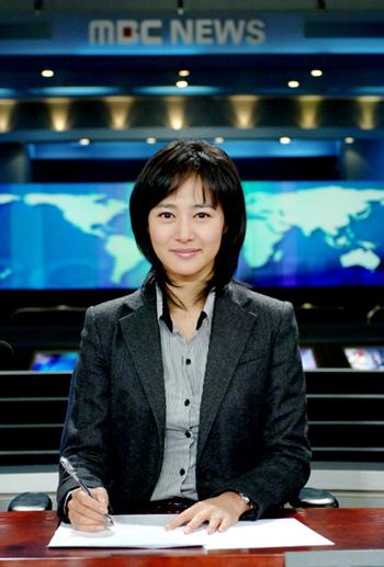 김주하 앵커, 출산후 첫 공개석상 모습드러내