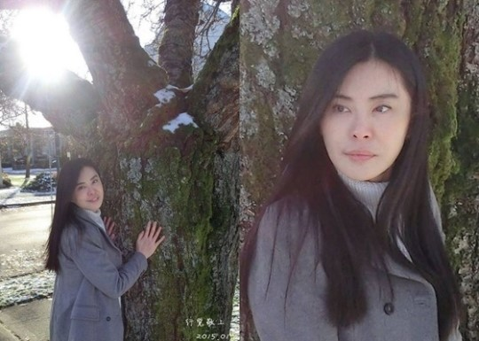 王祖賢が過ぎた1月31日、自分のSNSに載せた写真俳優の王祖賢(48&#... 王祖賢、
