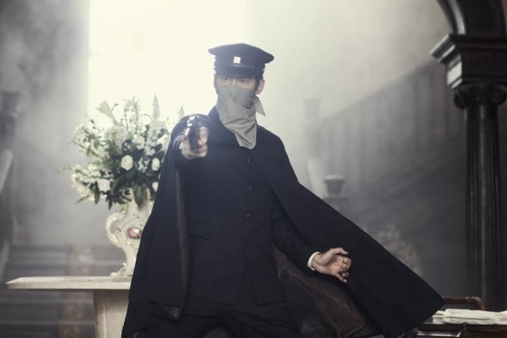 '암살' 이정재, 청년부터 노인까지..40년 뛰어넘는 연기