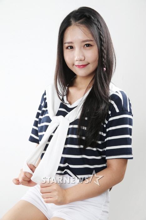 """송하예 """"성형? 전혀 NO..'K팝스타2' 때 99%가 악플""""(인터뷰)"""