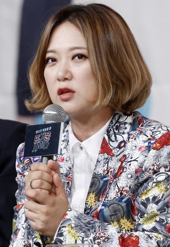 [★포토]김숙, '이 프로그램 오래하고 싶어요'