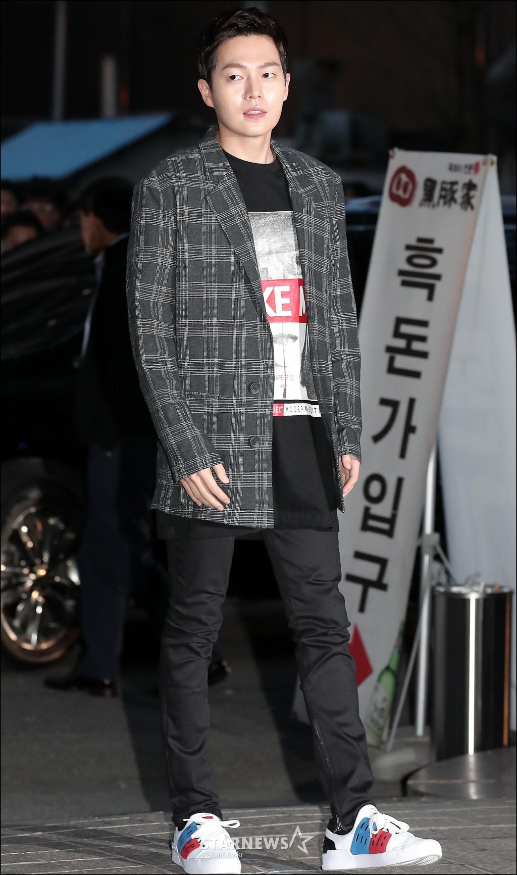 [★포토]손승원, '아쉬운 종방연'