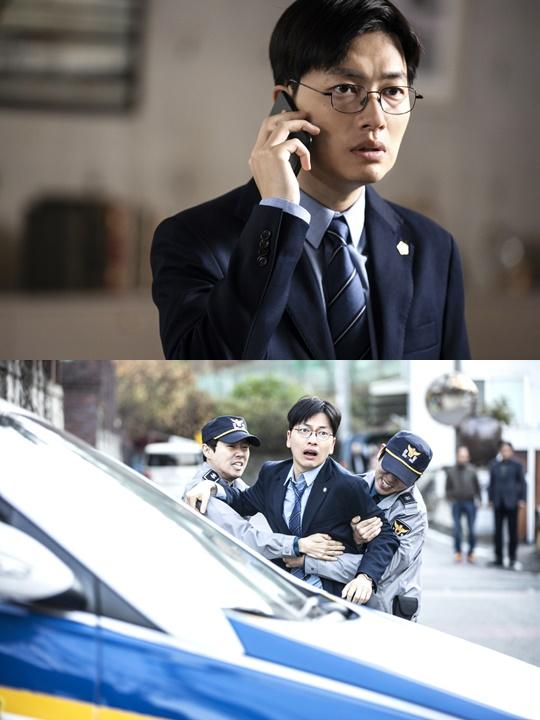 '어린의뢰인' 이동휘, 변호사로 변신..능청 벗고 감성폭발