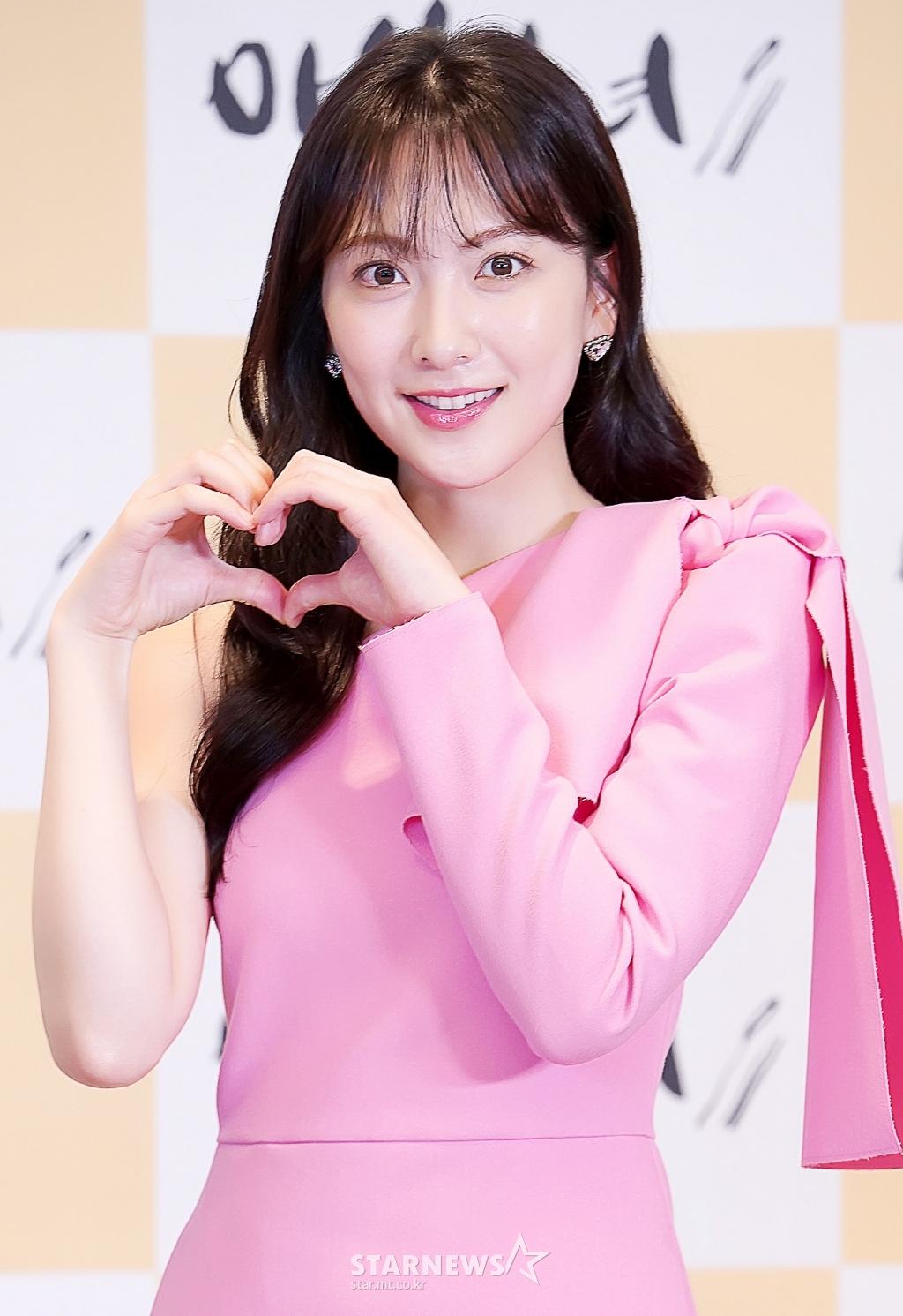[★포토]강지영 '러블리 미모'