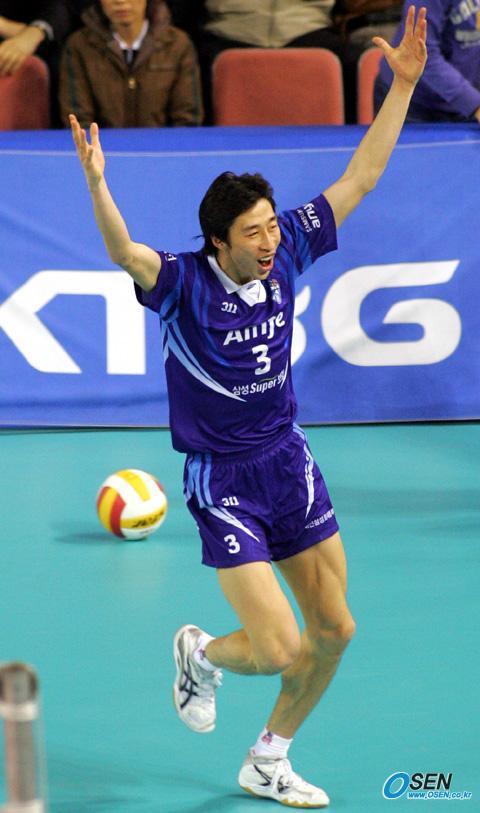 [사진]김세진,'내가 끝냈어!'