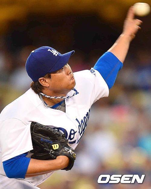 '13승' 류현진, 다저스 새 역사 이끌었다