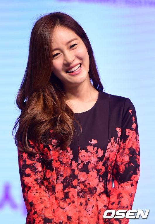[사진]성유리,'아름다운 미소'