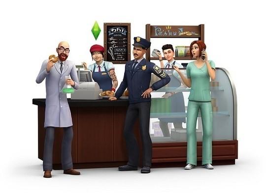 EA 심즈4, 확장팩 '겟 투 워크' 4월 출시