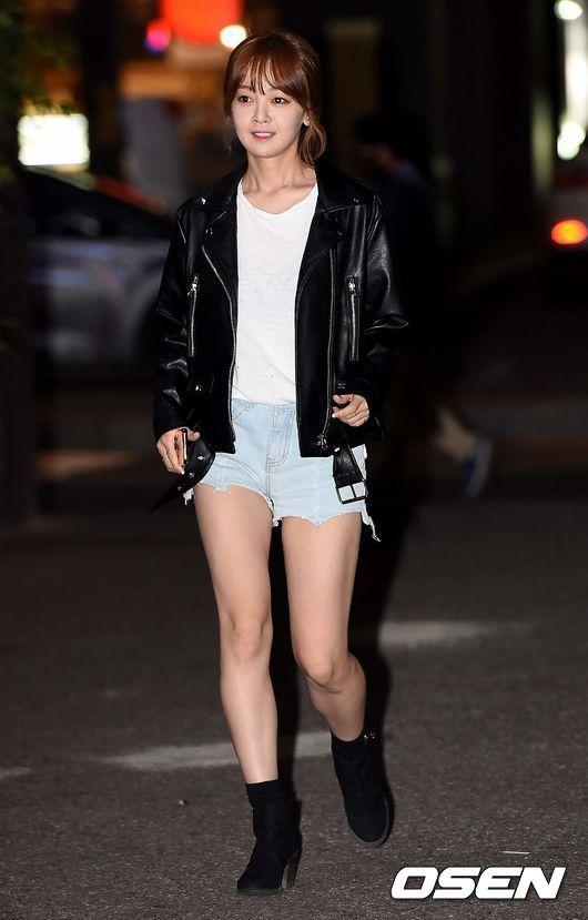 [사진]'어셈블리' 종방연 참석하는 김보미,'예쁘게 꾸미고~'