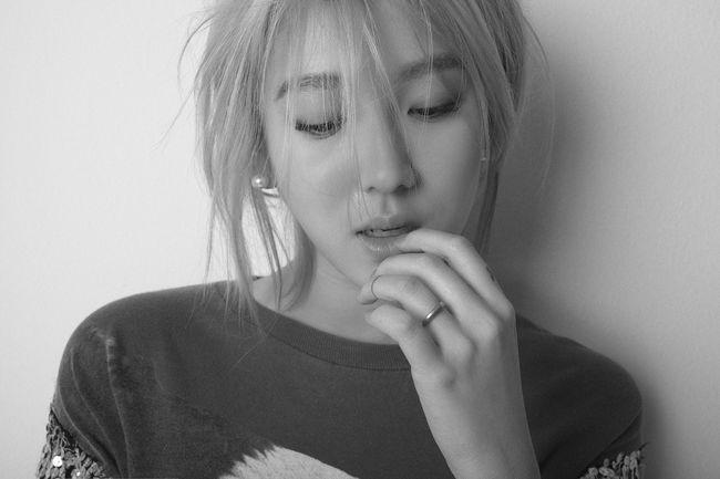 """백예린 """"JYP 연습생 5년..수지 언니 데뷔도 지켜봤죠""""[인터뷰③]"""